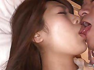 Asian Japanese Kissing Sleeping Teen