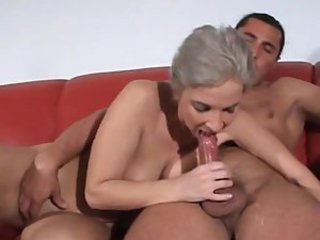 Wende hard dp on italian whore
