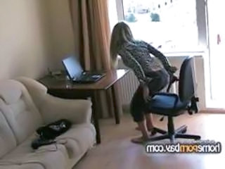 Girlfriend HiddenCam Voyeur