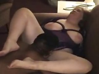 55yr old Ashen Granny Fucks BBC painless Hubby Films - Cuckold