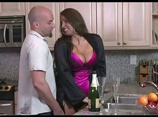 Big Tits Kitchen