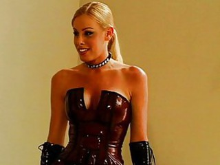 Cute Latex Teen