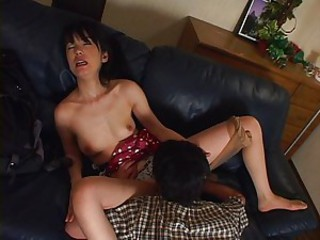 Asian Japanese Licking Orgasm Teen