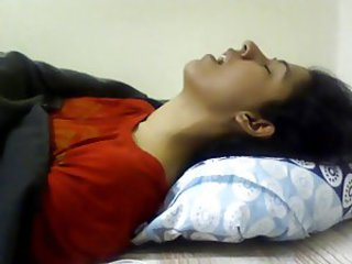 "Indian girl having orgasm. Nice expression. (Non nude)"" target=""_blank"