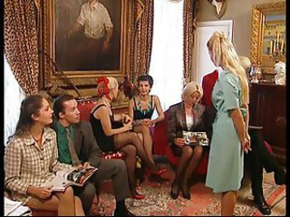 Groupsex  Party Swingers Vintage