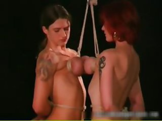 Two hot horny nasty great body sluts part6