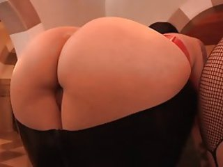 Fetish Butt Bitches In Action
