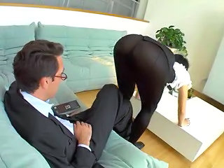 Bella Donna And Steve Holmes Ass...