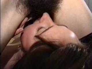French mature hairy housewife And girl friend