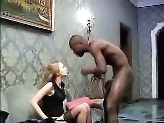 Interracial Fuck in 3 minutes