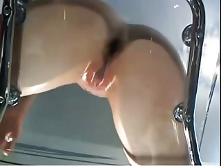 Wee Beat the drum for Hitachi Squirting Table Orgasm