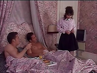 Stripper Teen Threesome Vintage