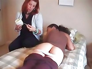mother not her daughter RT And Enema
