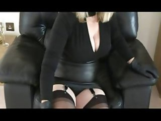 Amateur Big Tits Mature Natural Stockings