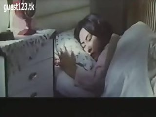 Asian Japanese  Sleeping Vintage