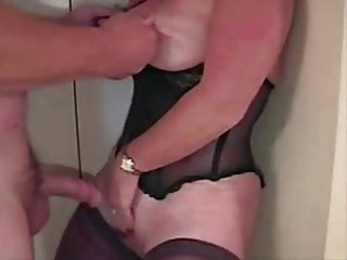 Lingerie Stockings Wife