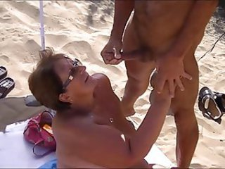 Beach Mature Nudist