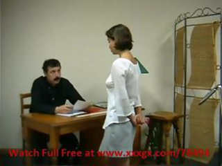Doctor Office Russian Teen