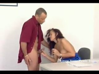 Fucking a young babe at work,.,.,