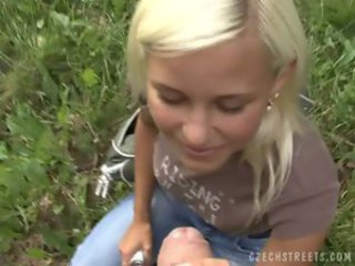 Amateur Blowjob European Outdoor Pov Teen