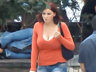 Candid - Best Of - Busty Bouncing Tits Vol 2