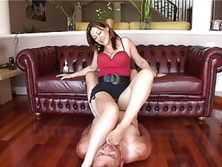 My Lovely Mommies 10 (Mature Mistress and Her Foot Slave)