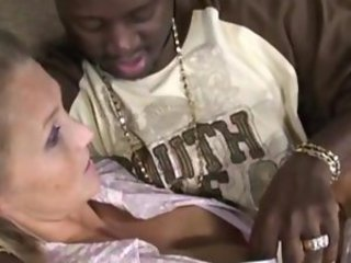 Kimmi King wants a handsome black stud with a thick cock