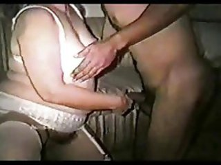 Amateur Chubby Homemade Interracial Wife