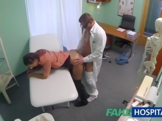Doctor Doggystyle HiddenCam Teen