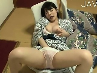 Asian Japanese Masturbating Panty Solo Teen