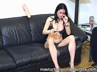 Mean mistress humiliates and teases men with lousy cocks