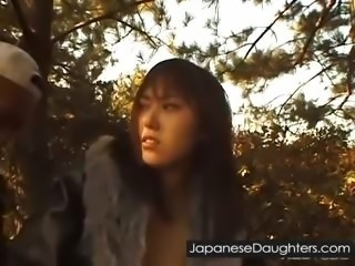 Asian Japanese Outdoor Teen