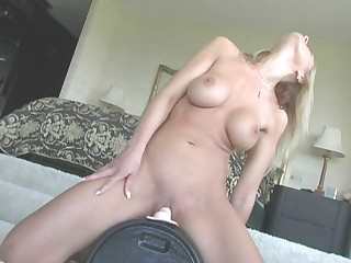 Dildo and Sybian!