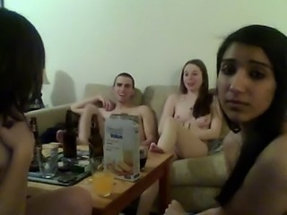 Amateur Drunk Groupsex Student Teen