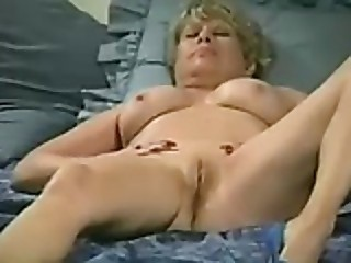 Mature Female Solo Fun - Mature sex video -