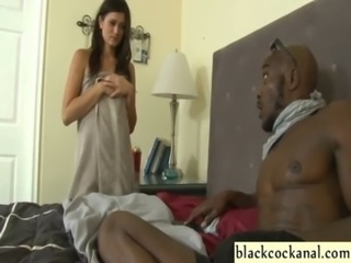Young wife sucks outrageous convicts cock free