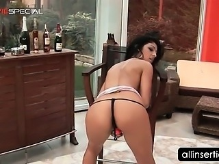 Supreme moment dream slut using sex toys on her pussy