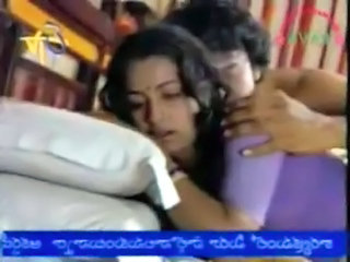 Radhika mischievous night with chiru free