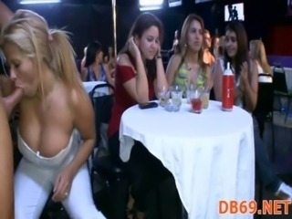 Big Tits Blowjob   Party