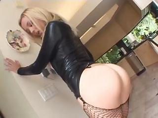 Amazing Ass Fishnet  Pornstar