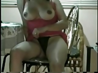 Latina girl with nice tits fucking her boyfriend