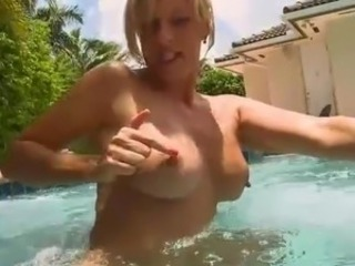 Big Tits European  Mom