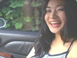 Asian Car Korean Teen