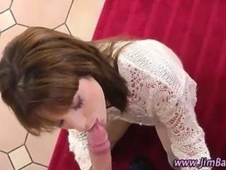 Amateur Blowjob European Stockings Teen