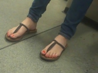 Toes apropos Thong Sandals