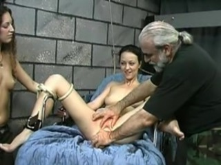 X-rated Bondage Sex video presented by Amateur Bondage Videos