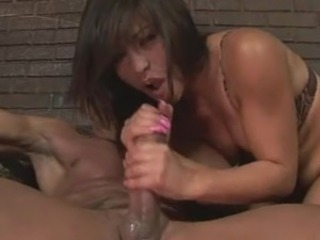 Asian Handjob Korean