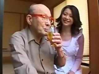 Asian Daddy Daughter Maid Old and Young