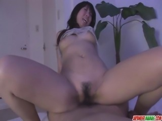 Hot Cum Seeps Outsider Chihiro Kitagawas Make away After Hardcore Sex