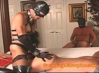 She made them BUTT fuck and CUM WHORES _: anal bisexuals cuckold